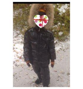 Зимний костюм Монклер 116