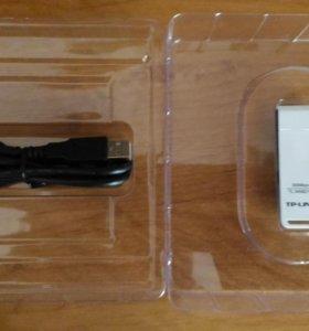 Беспроводной WI-FI  USB-адаптер серии N.