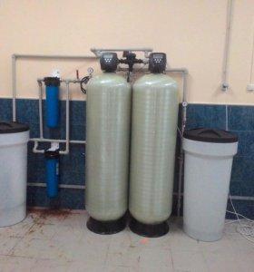 Водоподготовка, фильтры для воды