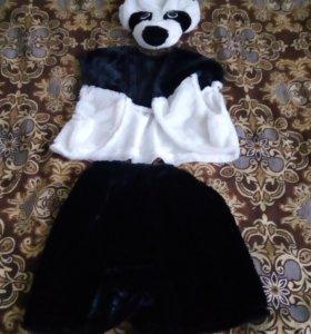Кастюм панды