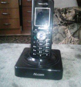 Радио телефон Alcom