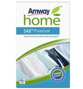 Амвей Amway SA8 Premium Порошок стиральный 3кг