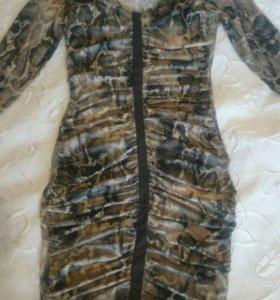 Платье 🐍