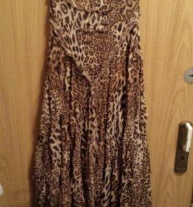 Платье сарафан вечерний