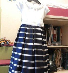 Платье для принцессы размер 7