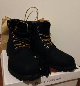 Affex ботинки зимние