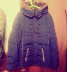 Зимняя тёплая   куртка