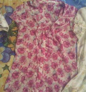 блузы,  46-48 размер