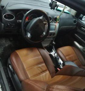 Форд фокус 2 рестайлинг 2010г