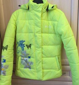 р.46 Зимняя куртка Columbia