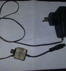 Усилитель для ТВ антенны