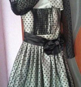 Платье на 44 р - 46р-ры