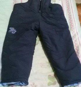 Комбинезон штаны теплые на мальчика