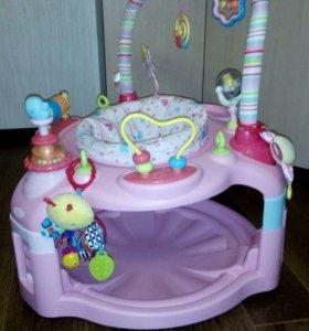Развивающий центр для принцессы Bright Starts