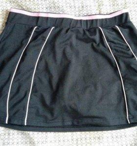 Спортивная юбка, шорты