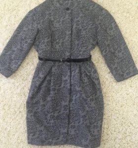 Пальто на тёплую осень-весну