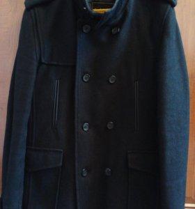 Пальто мужское ZARA р-р М (46-48)