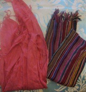 Шарфы,платки