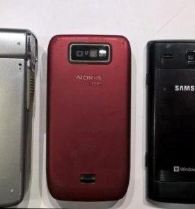 Nokia n 93, n 63, samsung i8350