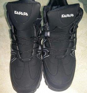 Мужские ботинки. Зима. Новые