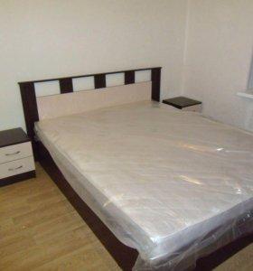 Кровать с матрасом все размеры. Новая. В наличии.