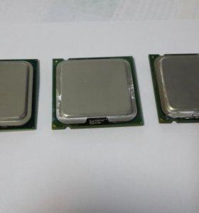Процессоры lga 775