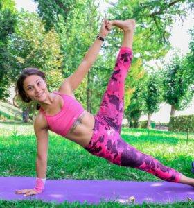 Инструктор по йоге, пилатес на дому