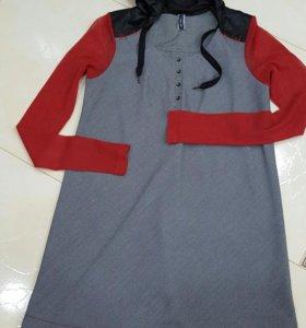 Платье дизайнерское. Р40-42