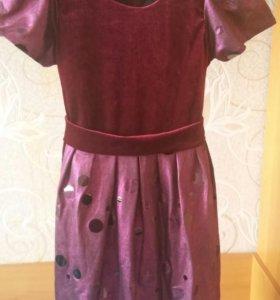 Платье рост 122, 140