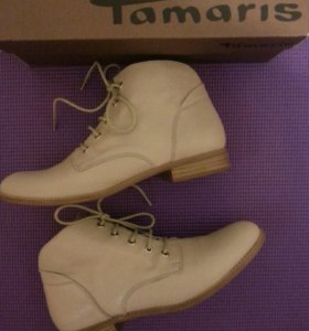 Новые ботинки Tamaris