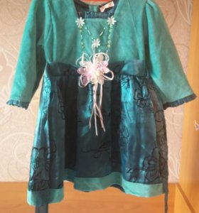Платье рост 104