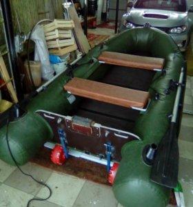 Лодка ПВХ Фрегат280