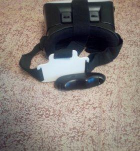 Очки виртуальной реальности VRBox + пульт
