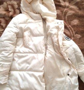 Куртка(носила один сезон)