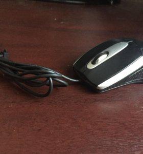 Компьютерная мышь CBR CM 101 Black
