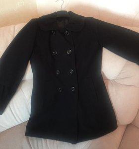 Пальто драповое !!