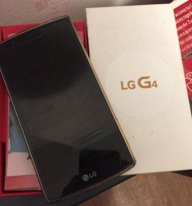 Телефон Lg G4