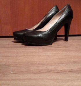 Туфли натур.кожа Р 36-37