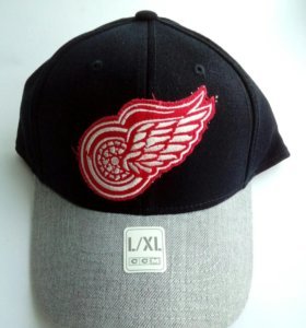 Бейсболка (кепка) ССМ Detroit Red Wings