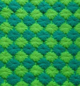 Вяжу на заказ очаровательные коврики, сидушки