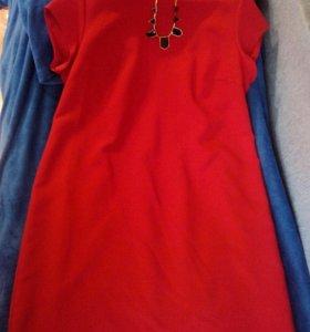 Платье Incity коралл 56