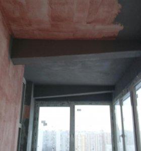 Ремонт утепление балконов