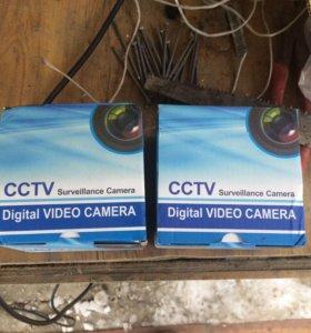 Видеонаблюдение Камеры