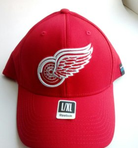 Бейсболка (кепка)  Reebok Detroit Red Wings