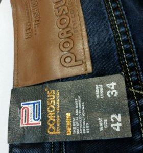 Новые мужские джинсы на 60-62 размер