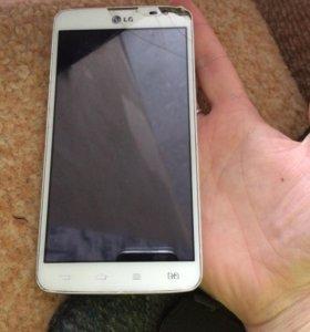 Продам или обмен телефон LG