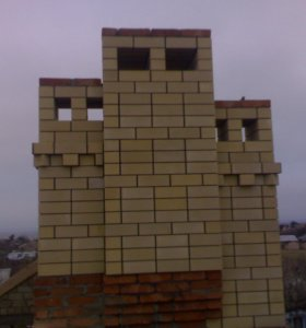 Лестнечный марш бетон,кафель,гипсокартон,кирпич,