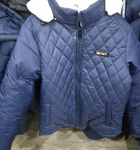 Мужские куртки зимние