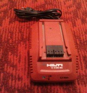 Зарядное устройство хилти с батарейкой