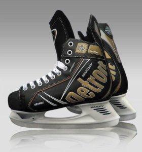 Коньки хоккейные р36 новые